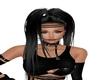 Porcia~Black ponytail