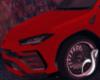Red Lambo Urus
