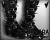 ++spike boots,dark++