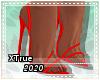 Caira Red Heels