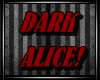 DARK ALICE! RUG