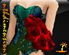 8 Red Valentine Roses
