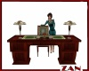 craftsman vintage desk