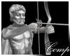 Sagittarius Statue
