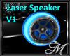 Laser Speaker V1