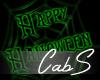 CS Halloween Neon Sign
