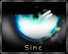 S; Visual Eye Cyan