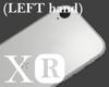 Phone X[r] silver (lf)