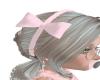 [g] pink bows