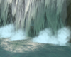 Waterfall Splash Effect