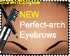[E]:.Dark Brown Eyebrows