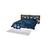 Winter Romance Bed