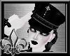 ~XI~Goth Military hat F