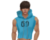 NV 69 Hoody Turquoise