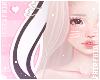 F. Bunny Ears B/White