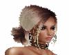 Sexy Blond Ombre L Bun
