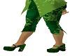 st patty pirate heels