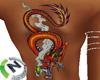 Male Dragon Tattoo