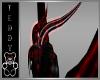 Crimson Fire Horns