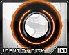 ICO Clu Identity Disk