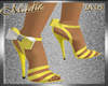 !a Lemon Meringue Heels