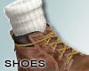 - Work Boots w/ socks2