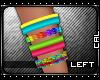 [c] 6band Bracelets Glow