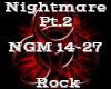 Nightmare Pt.2 -Rock-