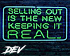 !D Sell Out  Neon