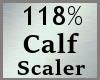 118% Calves Scale MA