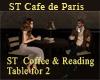 ST PARIS READING TABLE 2