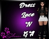 Dress lace N RL