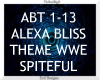 Alexa Bliss Theme Song~