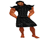 black battle kilt