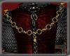 !!D Tudor Rose Chain