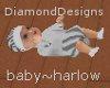 Baby Unissex Animated