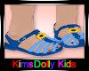 *KD* Kids Summer Sandals