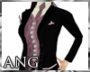 !A! Mauve 3pc Suit