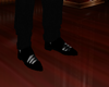 Blk/Gray Striped Stepper