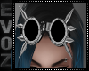 Silver Spike Goggles