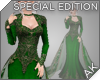 ~AK~ Royal Gown: Jade