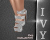 IV.Silver Party Shoes