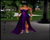 NK purple dress