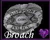 Support Our Police Badge