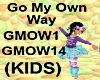 (KIDS) Go My Own Way