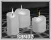 S. Melting Candles