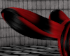 Red/Black Bunny Ears