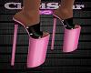 Hot Pink Platforms