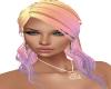 *rave multi color hair