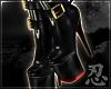 忍 Dancing Blade Boots